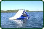 10' Tall Waterslide
